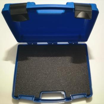 Valigetta porta manometro blu extra